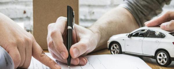 Assurance pour une voiture de location